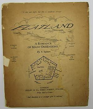 Flatland A Romance of Many Dimensions: A SQUARE [Abbott,