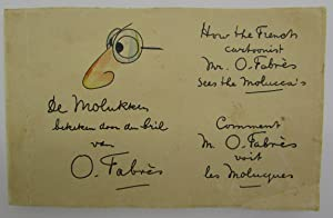 How the French Cartoonist Mr O Fabres: FABRES, O.