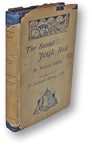 The Second Jungle Book (Presentation Copy w.: Kipling, Rudyard