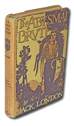 The Abysmal Brute (First Edition, Boxing, Books into Film)
