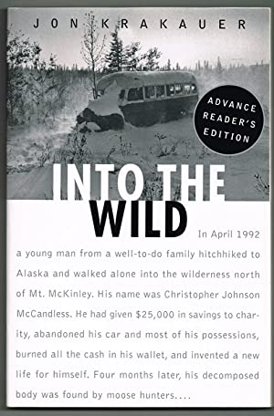 Into the Wild (Uncorrected Proofs / Advance Reader's Edition)