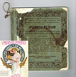 Purity Flour Cook Book (The First Cookbook: Warner, Miss E.