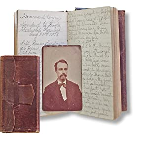 Personal Diary of an American's Voyage to Europe : May - Sept. 1873 (European Grand Tour, Masonic...