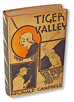 Tiger Valley (First Edition, Books into Film)
