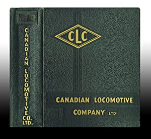 Collection of Operation and Maintenance Bulletins for the Canadian Locomotive Company (Trainmaste...