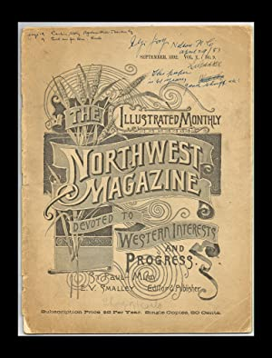The Illustrated Monthly Northwest Magazine. Vol X No 9 - September, 1892