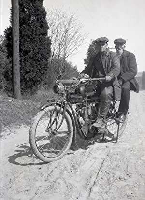 Indian Motocycle and Yale Motorcycle Photographs (c. 1913 New England)