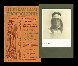 The Practical Photographer : Library Series Number 7. April, 1904 (Robert Demachy Photographs)