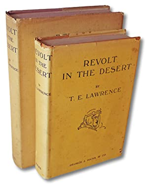 Revolt in the Desert (1st & 2nd Australasian Editions w. Dust Jackets)