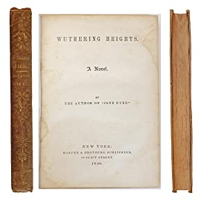 Wuthering Heights: Bronte, Emily) By