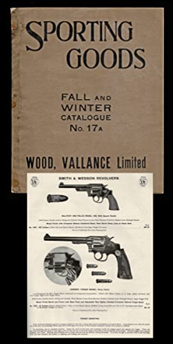 A Full Line of Fall and Winter Sporting Goods (1916 Trade Catalogue) (Colt, Remington, Smith & We...