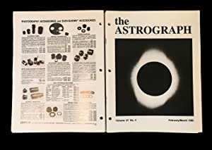 The Astrograph : The Magazine Devoted to Astrophotography - 16 Issues