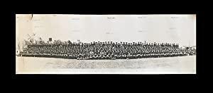 [Boy Scouts, Sea Scouts, Rovers] Panoramic Photograph of The First Canadian Jamboree - July 16-24...