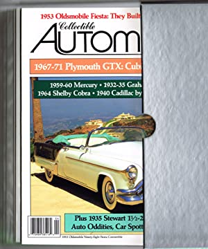 Collectible Automobile - Volume 9, Numbers 1 - 6