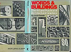 Words and Buildings : the Art and Practice of Public Lettering: Kinneir, Jock