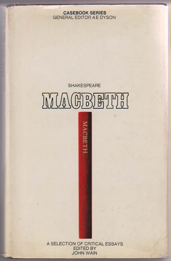 shakespeare macbeth critical essays Critical analysis of shakespeare's macbeth essay 5 jun 2017 welcome to the owl workshop on mla style in text citation critical essays essay that needs revision macbeth essay key points questions 5 paragraph essay on high school drop out us african american.