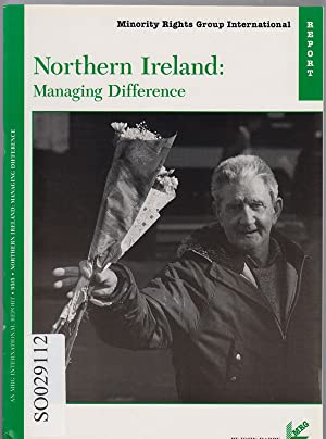 Northern Ireland: Managing Difference: Darby, John