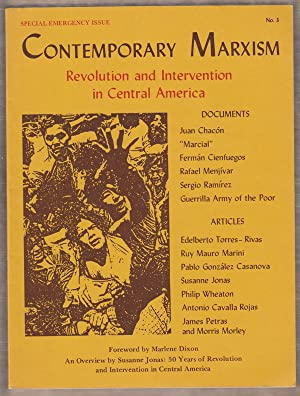 Contemporary Marxism: Journal of the Institute for the Study of Labor and Economic Crisis: No. 3;...