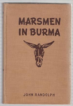 Marsmen in Burma: Randolph, John