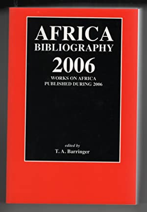 Africa Bibliography (22 Volumes) : Works on Africa Published During 1984-2004