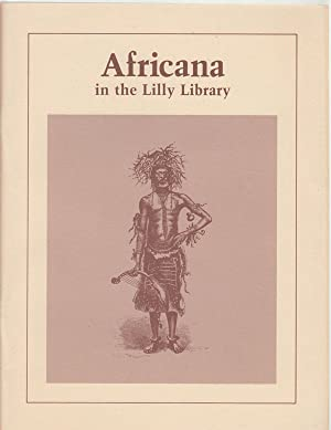 Africana in the Lilly Library