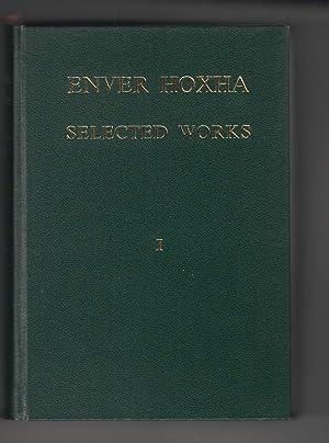 Enver Hixhal Selected Works: November 1941-October 1948,: Hoxha, Enver