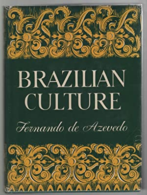 Brazilian Culture An Introduction to the Study of Culture in Brazil.