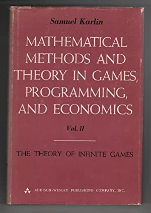 Mathematical Methods and Theory in Games, Programming,: Karlin, Samuel