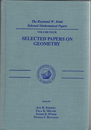Selected Papers on Geometry