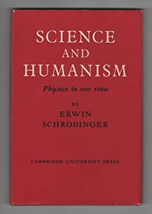 Science and Humanism Physics in Our Time