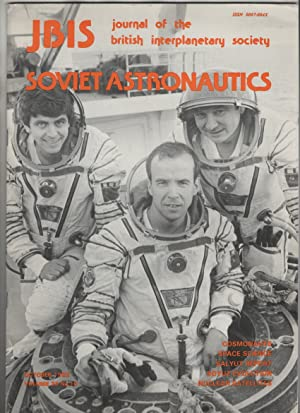JOURNAL of the British Interplanetary Society: Soviet Astronautics. Volume 36, No. 10, October 1983
