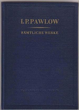 Samtliche Werke, Register: I. P. Pawlow