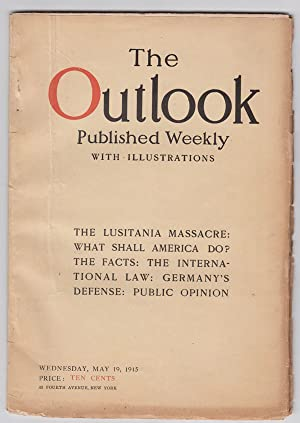 The Outlook, Published Weekly with Illustrations: Vol.: Editors, The Outlook