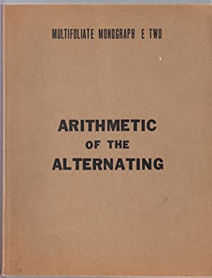 Arithmetic of the Alternating