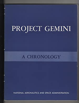 Project Gemini: Technology and Operations : a Chronology (SP-4002)