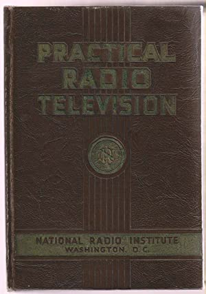 Practical Radio Television (Two 5-Inch-Thick Binders, 60 Booklets)