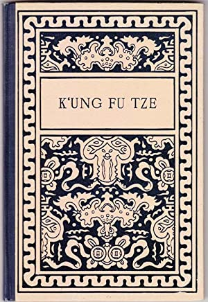 K'Ung Fu Tze: a Dramatic Poem: Carus, Paul