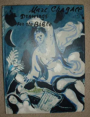 Drawings for the Bible: Verve Double Issue: Chagall, Marc &