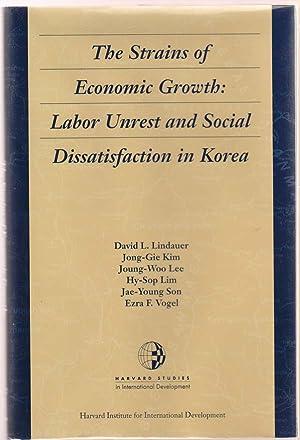 The Strains of Economic Growth: Labor Unrest: Lindauer, David L.