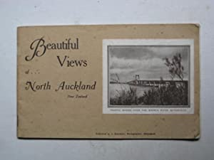 Beautiful Views of North Auckland, New Zealand.
