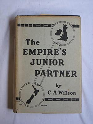 The Empire's Junior Partner (with Two Different Dust Jackets)