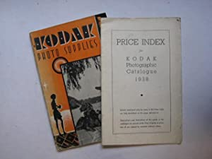Photographic Catalogue 1938 (with separate Price List)