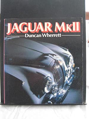 Jaguar Mk II (Osprey Automotive): Wherrett, Duncan