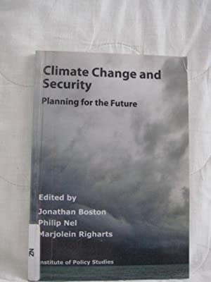 Climate Change and Security : Planning for the Future