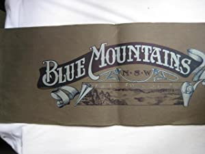 Blue Mountains, N.S.W.