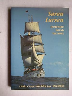 Soren Larsen : Homeward Round the Horn: Cottier, Captain Jim