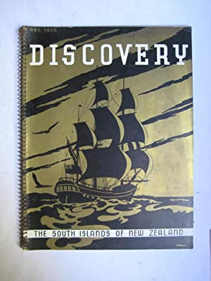 Discovery - The South Islands of New Zealand : Vol. 2, No. 1, October, 1938