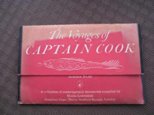 The Voyages of Captain Cook: a collection: Sheila Lewenhak (compiled