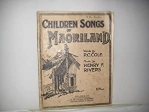 Children Songs of Maoriland