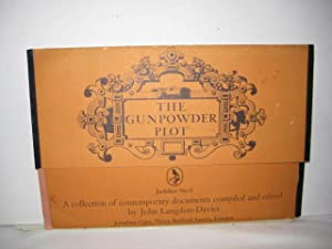 The Gunpowder Plot - A collection of contemporary documents (Jackdaw publication no. 6)